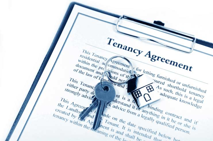 Tenancy Termination Notice