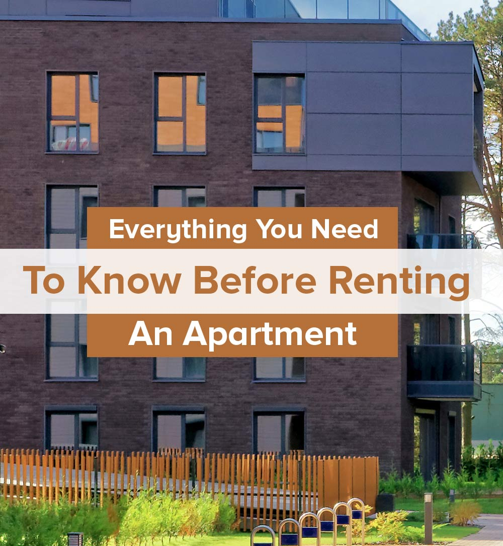 Everything You Need to Know Before Renting an Apartment