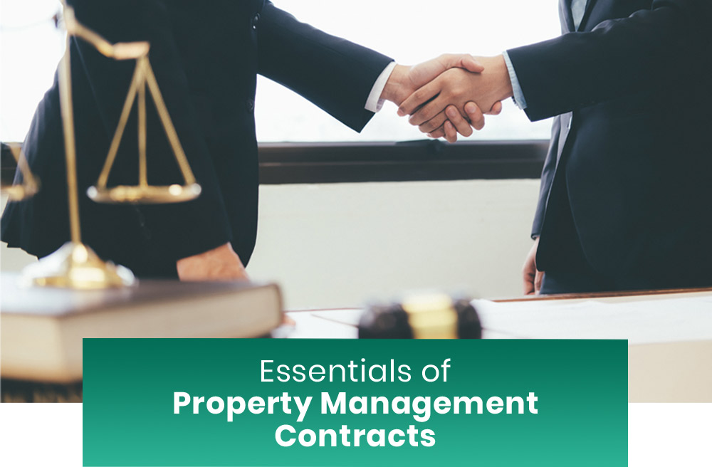 Essentials of Property Management Contracts