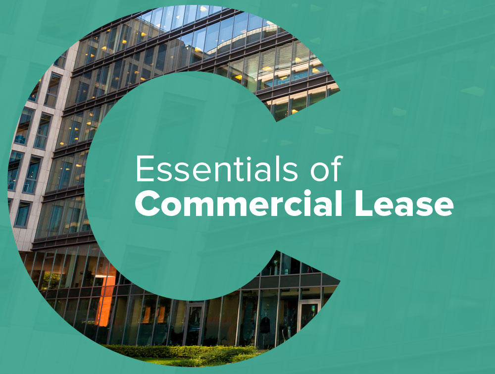 The Essentials of a Commercial Lease